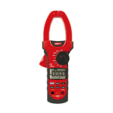 Buy UNI-T UT208A 40M(Ω) 1000(V) 1000(A)Convenient Clamp Meters