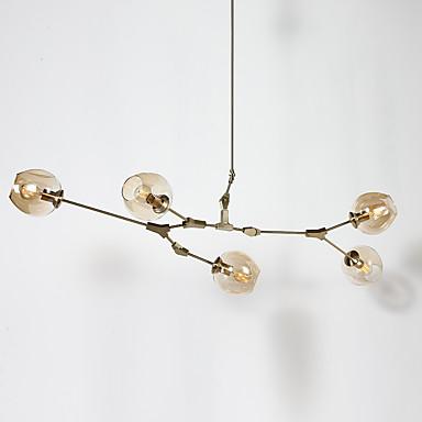 40w l mparas ara a moderno contempor neo galvanizado for Lamparas estilo contemporaneo