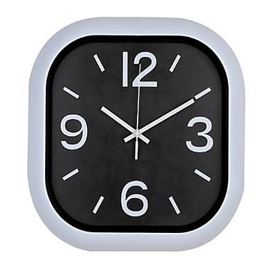 Cuadrado moderno contempor neo reloj de pared otros - Reloj de pared moderno ...
