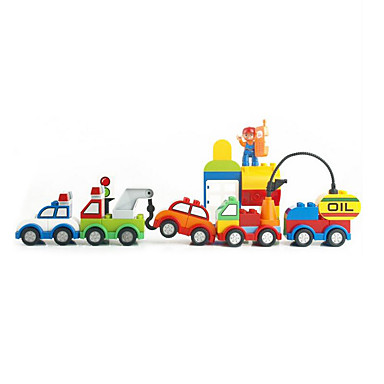 Buy Welmade 137 Amazing Cars Early Assembling Building Blocks Toy Assembly Children Aged 3-7