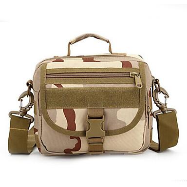 Buy 8 L Shoulder Bag Camping & Hiking Outdoor Waterproof / Multifunctional Camouflage Nylon