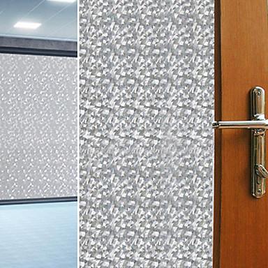 Window film window decals style fashion creativity pvc for 100 cm window box