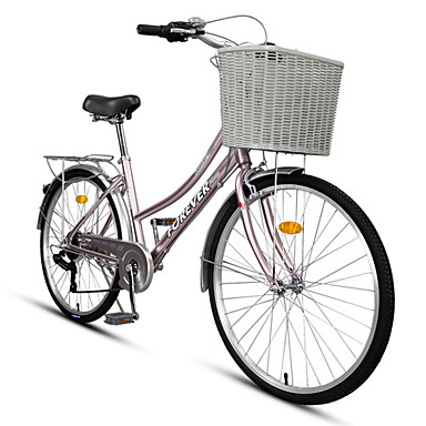 7 Speeds City Bike 26 Rim Bicicleta Yj Aluminium Alloy Frame Women Cycling Free Bike Shopping Basket 3 Colors p5214069 together with Chrome Centerset Kitchen Faucet 0599  p181878 as well  on christmas shopping center garden html
