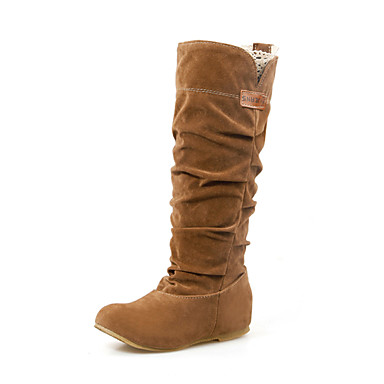 s boots fall winter wedges fashion