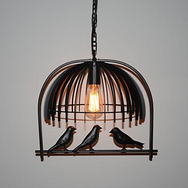 Lampe suspendue rustique peintures fonctionnalit for for Lampe suspendue chambre