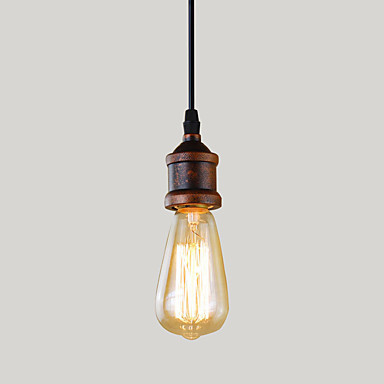 Buy Pendant Lights Traditional/Classic/Vintage/Retro/Country Study Room/Office/Hallway/Garage E26/E27 Metal