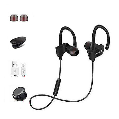sports wireless bluetooth earphones stereo earbuds headset. Black Bedroom Furniture Sets. Home Design Ideas