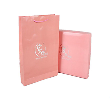 Set Of Special Cartons Exquisite Gift Box With A Handle