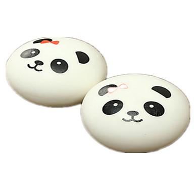 Panda Bun Squishy Supplier : 2PCS Kawaii Jumbo Panda Squishy Buns Cell Phone Bag Strap Pendant 5309399 2016 ?   USD3.99
