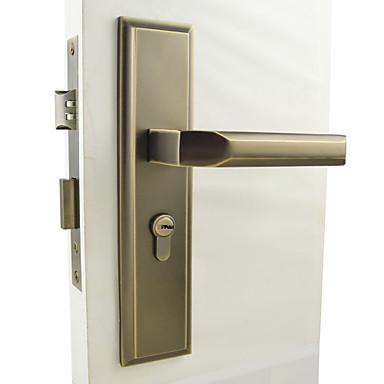 Antigua cerradura de la puerta de lat n bloqueo de la - Manillas puertas antiguas ...