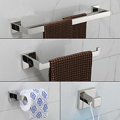 Set di accessori per il bagno , Moderno Lucidatura a ...