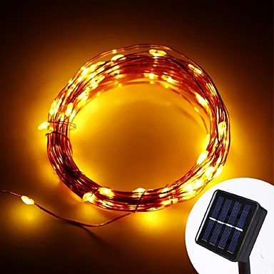 White String Christmas Lights Led : 10M Warm White 100-LED Christmas Led String Light 5383489 2016 USD 12.99