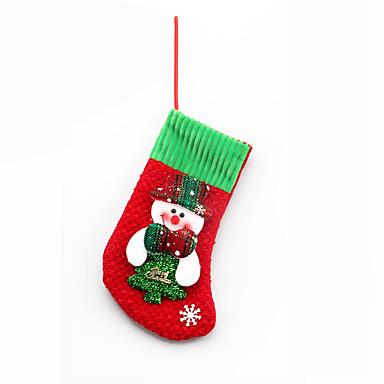 3pcs adornos de navidad para la decoraci n de mesa de - Decoracion de mesa para navidad ...