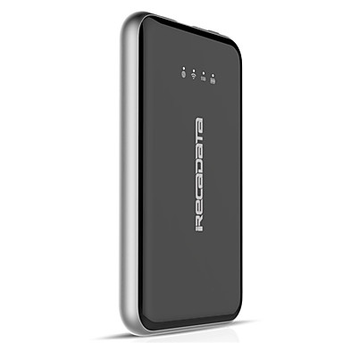 iRECADATA i7 128GB Black External SSD Wifi Type-c USB 3.1 Solid State Drive