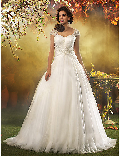 Princess Anne Wedding Dress Pictures : Lanting bride? a line princess petite plus sizes wedding dress