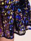 TS Flower Print Midi Dress