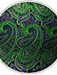 qh18 shlax&πτέρυγα Paisley πράσινο μωβ μαύρο τετράγωνο τσέπη mens μαντήλια μαντήλι