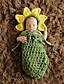 Baby Kleidungs Set Schlafanzüge-Lässig/Alltäglich einfarbig Acryl Frühling Sommer Herbst-