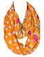 Damer Vintage / Sødt / Fest / Casual Øvrigt / Polyester Halstørklæde-Prikker Uendelighedshalstørklæde