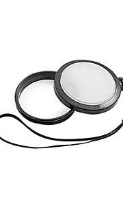 58mm White Balance Lens Filter Cap with Filter Mount (CCA312)