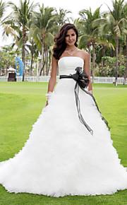 Lanting Bride® Robe de Soirée Petites Tailles / Grandes Tailles Robe de Mariage - Classique & Intemporel / Chic & Moderne / Elégant &