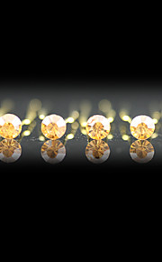 Femme / Jeune bouquetière Alliage Casque-Mariage / Occasion spéciale / Décontracté / Bureau & Carrière Epingle à Cheveux 6 PiècesComme