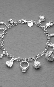 Legering Heren/Unisex/Dames Amulet Armbanden
