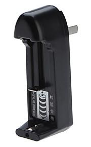 universal li-ion batteri AC-oplader til AA AAA 18650 og mere