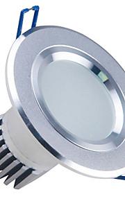 3W High Power LED 315 LM Warm White Recessed Retrofit LED Ceiling Lights AC 220-240 V