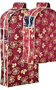 Grogeous Flower Design Breathable Wedding Garment Bag