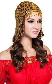 polystyreen met beading buikdans hoofdtooi cap meer kleuren beschikbaar