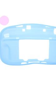 hq beskyttende silikone tilfældet for Wii U controller (assorterede farver)