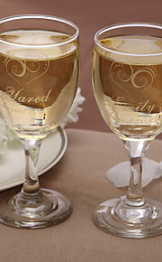 Personalized Classic Wineglass (Set of 2)