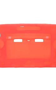 Custodia in silicone di protezione per Wii U GamePad Controller (colori assortiti)