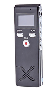 Digital Voice Recorder GH-810 med LCD display (4GB/FM)