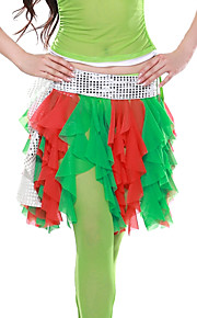 Dancewear Linen with Tassels Belly Dance Belt For Ladies More Colors