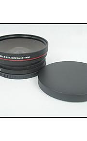 77mm Gran Angular 0.45X + macro de la lente de conversión 77 0,45