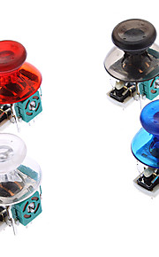 Replacement 3D Rocker Joystick Cap Shell Mushroom Caps voor Xbox360 Wireless Controller (Groen Chip)