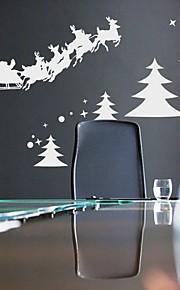 Joulukuusi Wall Tarra