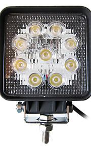 27W 9 LED Piazza Luce di lavoro