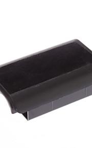 2x sort batteri shell cover til Xbox 360 Slim trådløs controller ny
