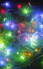200-LED 20M juleferie Dekor RGB lys LED String Lett