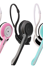 DANYIN DH-983 Stereo Over-Ear hovedtelefoner med mikrofon og Remote til pc / iPhone / iPad / Samsung / iPod