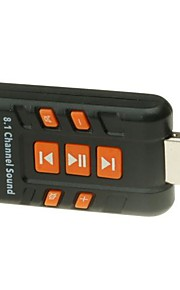8.1 Channel USB Sound Adapter