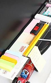 מדפים מקופלים שקופים תצוגת DIY Creative
