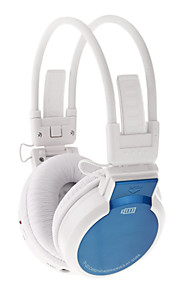 AT-SD88 Hi-Fi Sammenleggbar On-Ear Headphone med MP3-spiller Støtter SD / TF / MMC