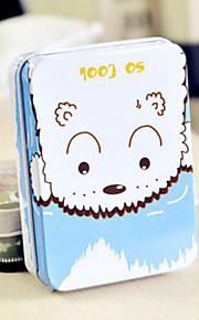 Cartoon Hund Pattern Tinplate Box