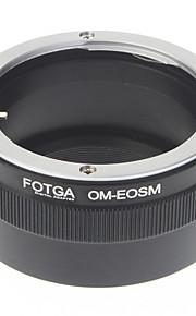 Tubo FOTGA OM-EOSM Digital Lens Camrea Adapter / Extension