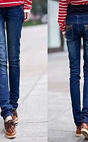 Umstands Einstellbare dünne Fuß Belly Jean Hosen