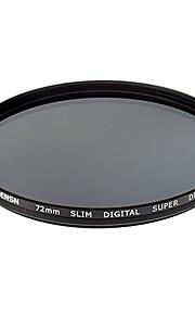 BENSN 72mm SLIM Super DMC C-PL Kamera Filter